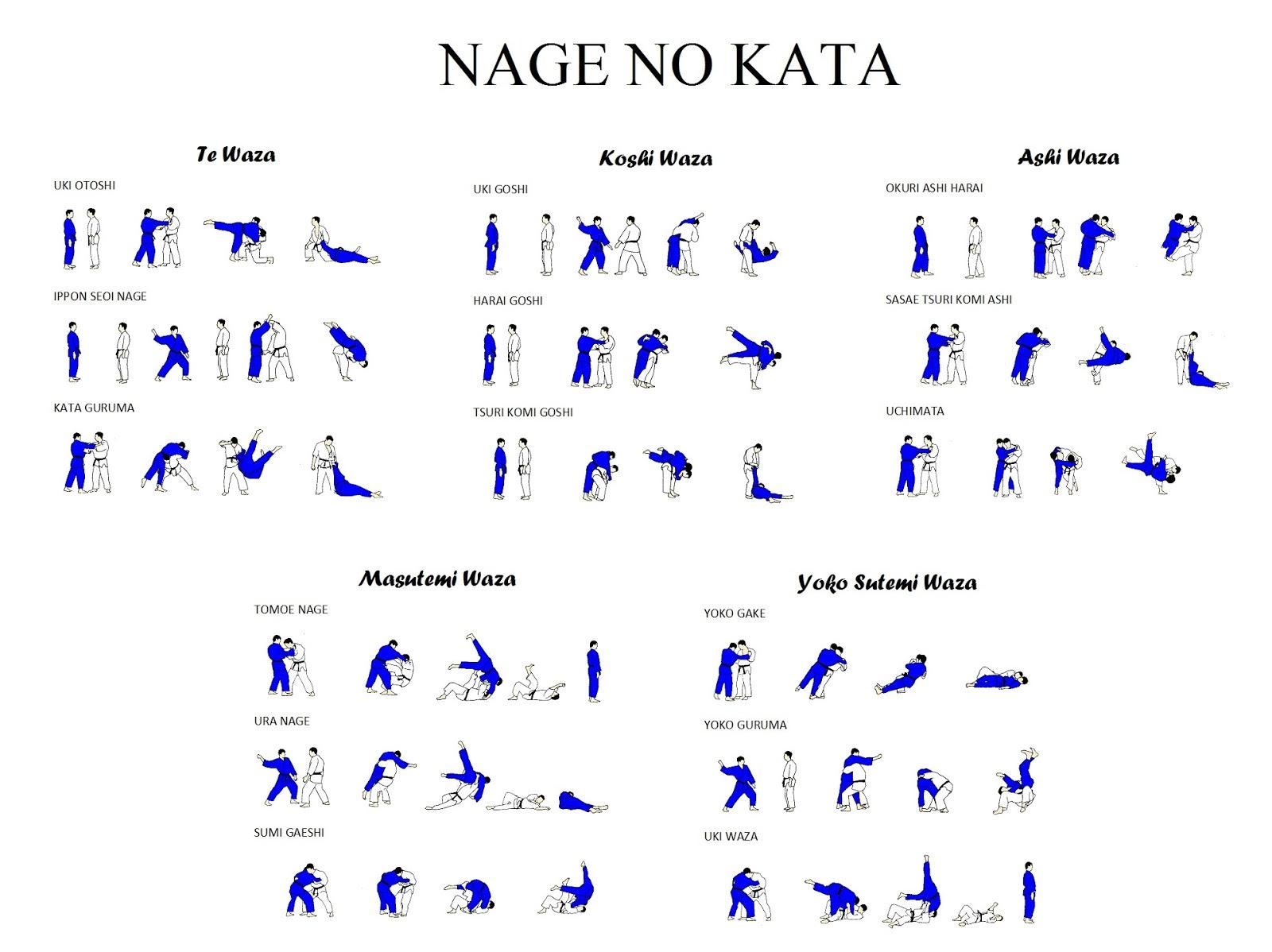 """Résultat de recherche d'images pour """"nage no kata"""""""